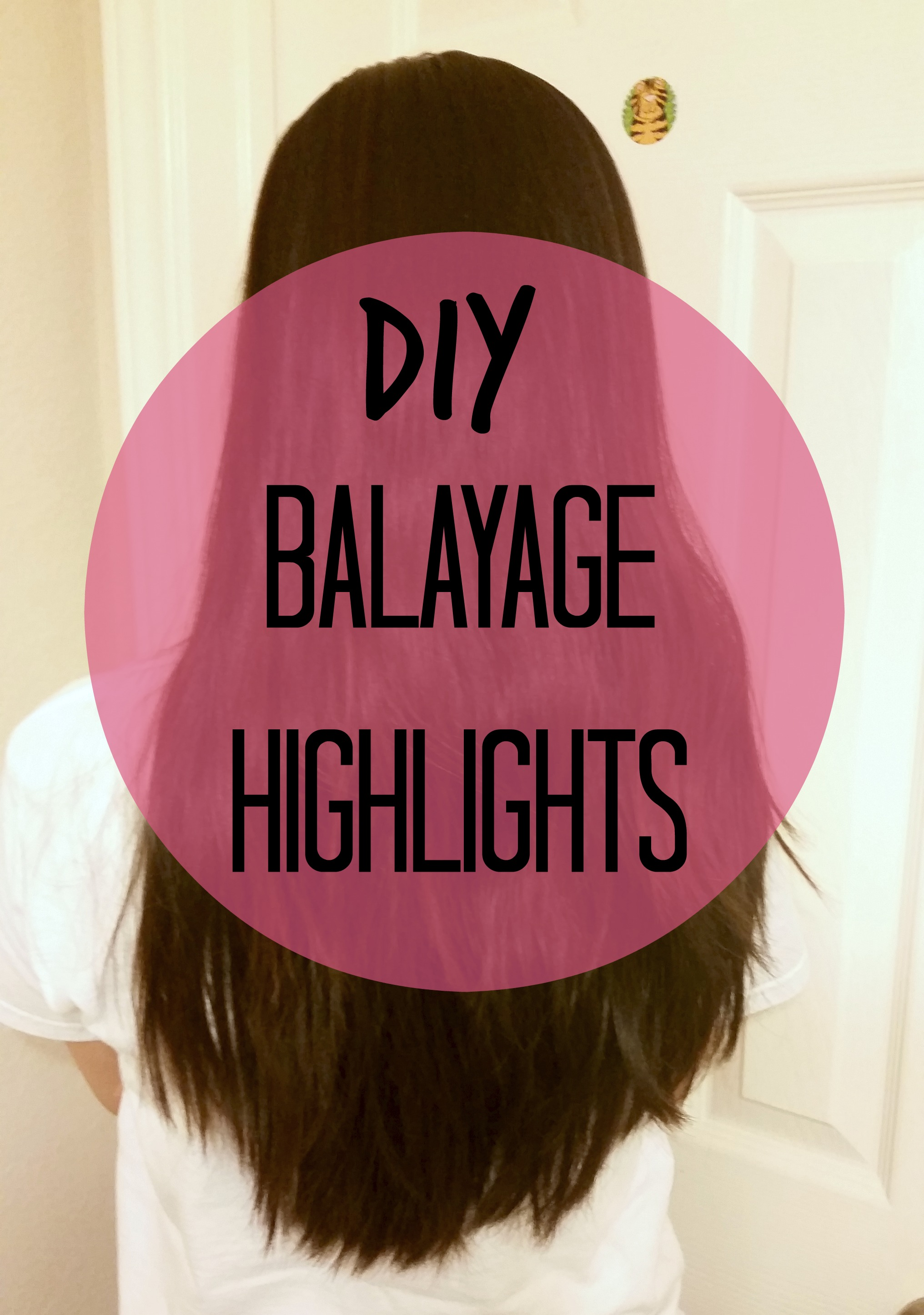 Diy balayage highlights juleps tea diy balayage highlights solutioingenieria Choice Image