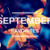 2014 September Favorites