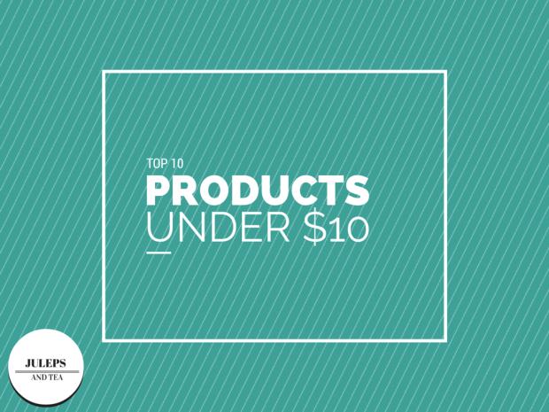 Top 10 under $10