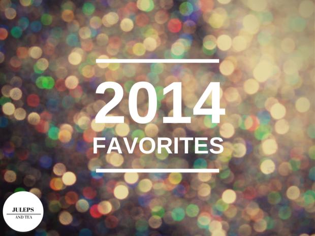 2014 favorites